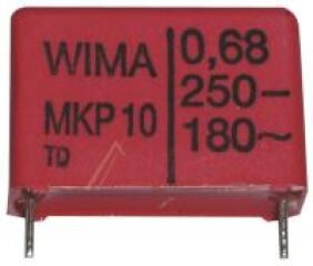 MKP10 PULSE-CONDENSATEUR RM=22,5MM.