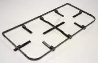 GRILLE PLAN TRAVAIL 2F EMAIL.NOIRE 540 MM X 250 MM
