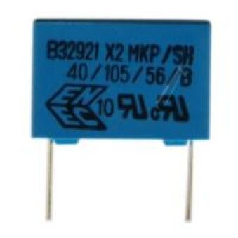 X2 CONDO ANTIPARASITE,(? XBXH) 0,6X13X9MM, 20%, ROHS-KONFORM