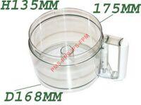 Cuve cristal pour robot Magimix Compact 3100