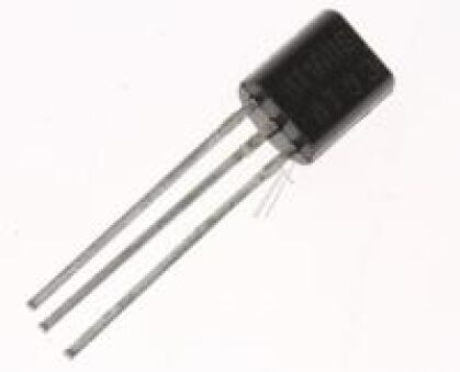 THYRISTOR .8A 600V TO-92