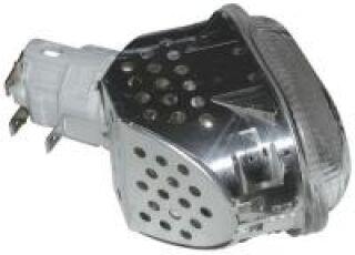 BOITIER DE LA LAMPE DIM 8.5CM LONG X 5.5 LARGE 1.5CM EPAIS