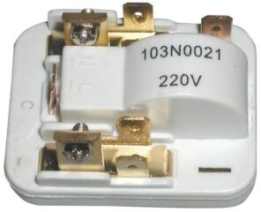 103n0021 relais universel Danfoss pour réfrigérateur Ariston / Arthur / Sidex