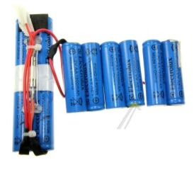 Kit batterie pour aspirateur Electrolux Ergorapido (Ref 4055132304) - 6093868