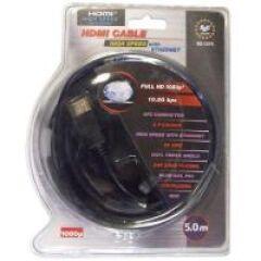 HDMI-MALE/ HDMI-MALE, 5,0M NOIR