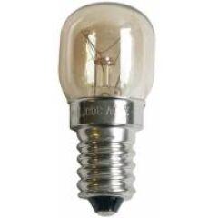 Ampoule E14 pour four 15W-230/240V-300°C - 50X22mm