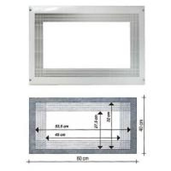 encadrement micro ondes blanc achat vente electrolux 2135139. Black Bedroom Furniture Sets. Home Design Ideas