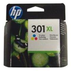 HP CARTOUCHE ENCRE NR.301XL FARBIG DESKJET 2050 POUR