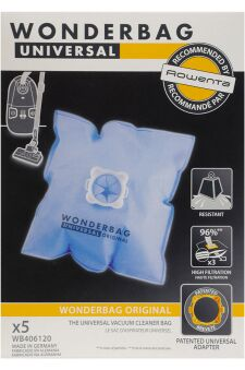 Sac aspirateur Wonderbag Original Rowenta (x3)