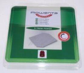 Lots de 5 kits de Micro-Filtres Rowenta pour XTREM POWER - ZR002501