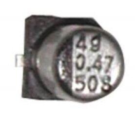 0,47UF-50V 105° SMD CONDO. 4,0X5,8MM