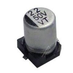 2,2UF-50V 105° SMD CONDO. 4,0X5,8MM