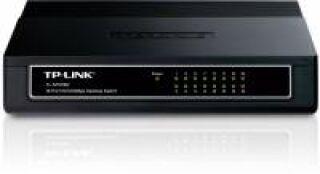 COMMUTATEUR 16PORTS 10/10 TP-LINK TL-SF1016D RT