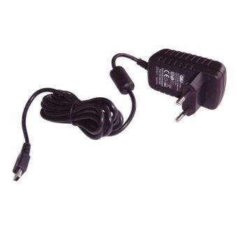 TRANSFO 100-240 VOLT AUF 5 VOLT, MINI USB-A-STECKER, 1000MA