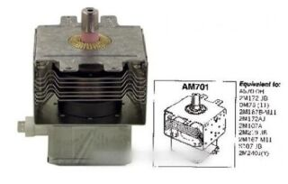 Magnetron AM701 pour micro ondes Fagor / Brandt / Thomson / De Dietrich