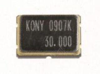 QUARTZ -SMD;30.0MHZ,30PPM,KX,20PF,50OHM,