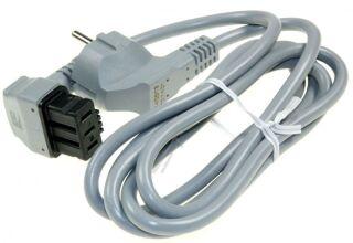 Câble d'alimentation électrique pour lave vaisselle Bosch