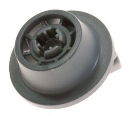 BOSCH/SIEMENS - 00611475 - Roulette de remplacement adaptée au panier du lave-vaisselle (34x34x26mm)