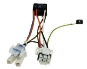 Thermostat + Faisceau de câbles pour réfrigérateur Whirlpool