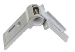 DOMETIC - Charnière Portillon Freezer pour réfrigérateur 2412125003