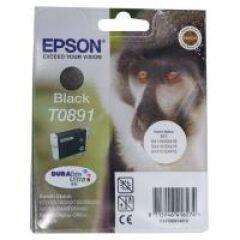 Epson T0891 Cartouche d'encre - Pack de 1 Noir