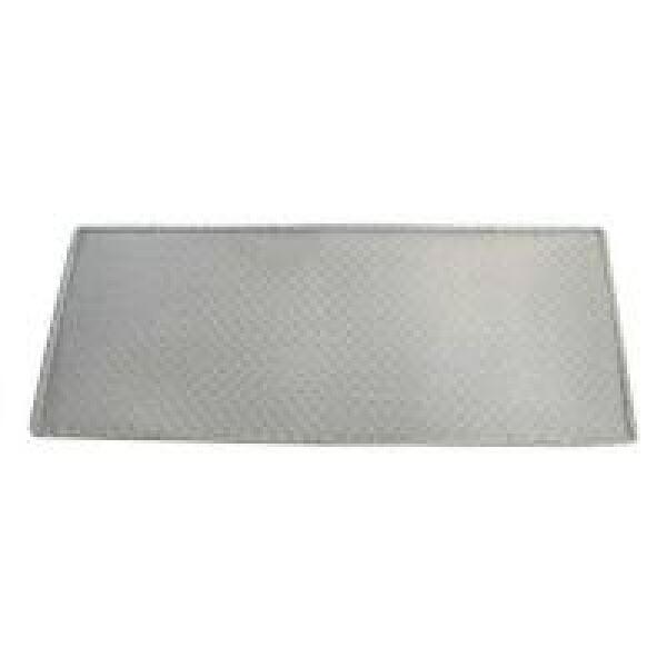 filtre graisse metallique 43 5x18 5 cm achat vente. Black Bedroom Furniture Sets. Home Design Ideas
