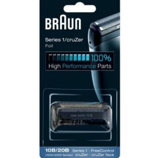 grille rasoir braun 1000 s ries 10b 20b. Black Bedroom Furniture Sets. Home Design Ideas