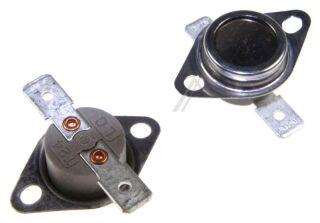 Kit 2 Thermostats Klixon pour Seche Linge Whirlpool (ONE SHOT+CYCLING) C00112196