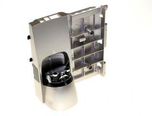 DOOR SILVER-DLFR+GLASS ESAM4.(DLS)