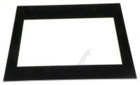 INNER GLASS(PROFILE DOOR,66,LOW-E,BLACK)