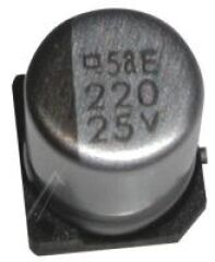 220UF-25V 105° SMD CONDO. 8,0 X10,2MM