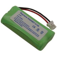 Batterie 2.4V/550mAh Siemens Gigaset A120