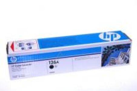 126A HP CARTOUCHE TONER NOIR 1.2K CP1025-COLORLASERJET
