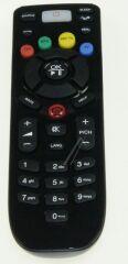 R/C 3411 IP HOTEL TV & MULTI IR BLACK RO