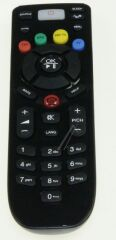 R/C 3411 IP HOTEL TV & MULTI IR BLACK RO