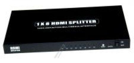 REPARTITEUR HDMI 1.3B - 1 X ENTRÉE / 8 X SORTIES