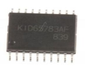 KID65783AF IC, POWER MANAGEMENT 20PIN SOP