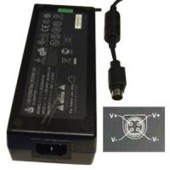 PSU 24VDC 6A C14 4PO W/PFC SAFE-PKG ROHS