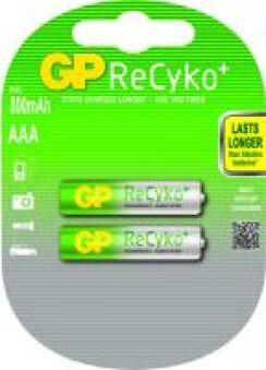 RECYKO+ 1,2V-850MAH NI-MH MICRO AAA ACCU 2ER BLISTER