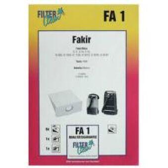 FA1 SAC ASPI PAPIER X6+2 FILTRES