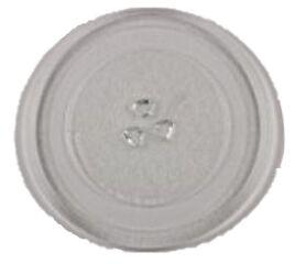 Plateau tournant en verre pour micro ondes 24.5 cm - 9427586