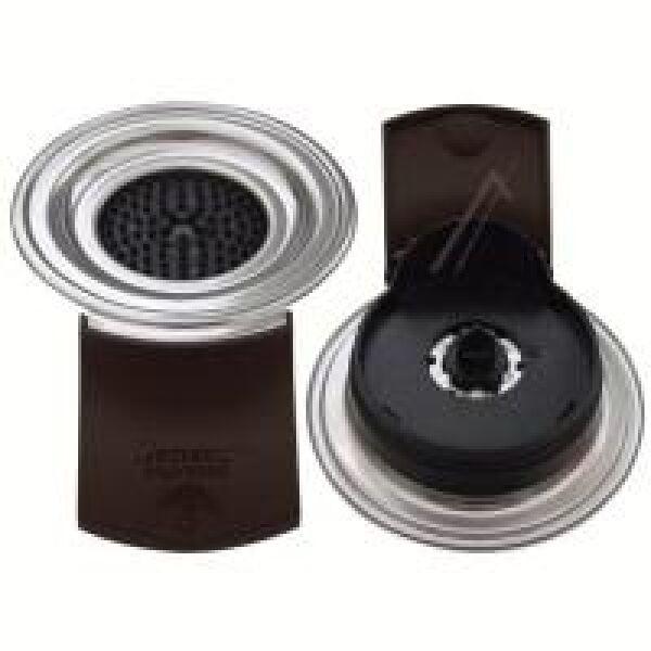 Support senseo espresso 1 tasse marron achat vente philips 9067317 - Support capsule senseo ...