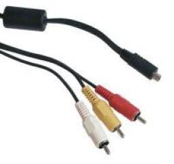 CORDON 3X RCA/MINI USB - 1,5M ONY