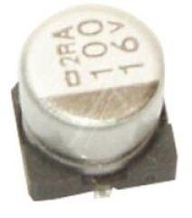100UF-16V CMS CONDO 105° 6,3X5,4MM