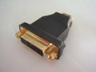 FICHE RACCORDEMENT HDMI-MALE 19P./DVI-D FEMELLE 24+1