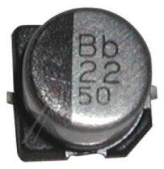 47UF-50V 105° SMD CONDO. 10 X11MM
