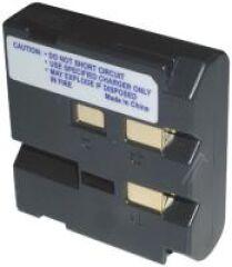 CAMCA36005 3,6V-2700MAH NI-MH ACCU CAMESCOPE SHARP, NOIR