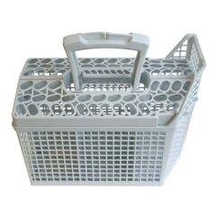Panier à couverts gris foncé pour lave-vaisselle Electrolux - 8723176