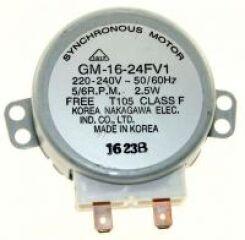 GM16-24FV1 MOTEUR PLATEAU NKW 220-240V(ROHS)