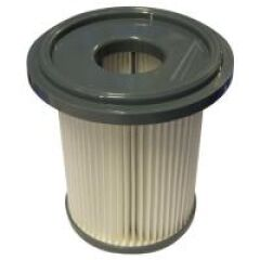 Filtre 110mm aspirateur cylindrique permanent pour aspirateur Philips - 9006647